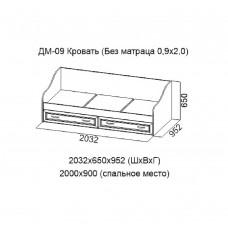 ДМ-09 (2,0м)
