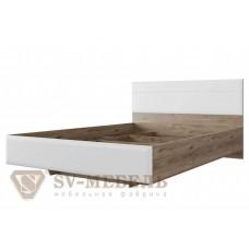 """Кровать 1.4м """"Лагуна 8"""" Люкс"""