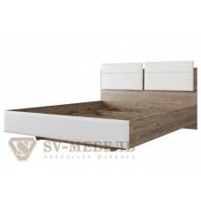 """Кровать 1.4м """"Лагуна 8"""" Комфорт"""